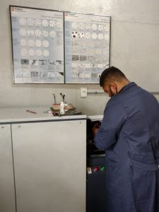 Read more about the article Manutenção Preventiva Espectrômetro